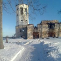 Прихожане каргопольских приходов совершили паломническую поездку в Свято-Успенский Александро-Ошевенский монастырь.