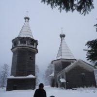 Выставка икон Богоявленского храма поселка Ошевенский откроется 27 марта в Архангельске.