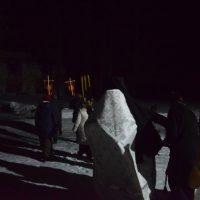 Как мы встретили Пасху в Александро-Ошевенской обители.