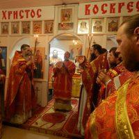 Память преподобного Александра, игумена Ошевенского, отметили в древней обители.