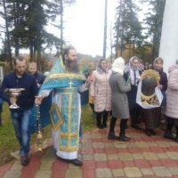 Праздник Покрова Пресвятой Богородицы светло встретили в обители преподобного Александра.