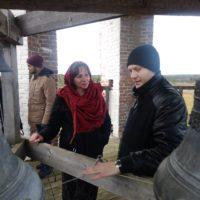 Гендиректор телеканала «Спас» Борис Корчевников посетил святыни Ошевенского края.