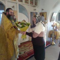 День ангела игумена Феодосия.
