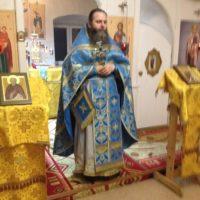 В день праздника Введения во храм Пресвятой Богородицы в обители была отслужена Божественная литургия.