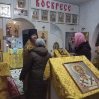 Престольный праздник в Александро-Ошевенском монастыре.
