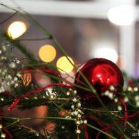 На второй день праздника Рождества Христова в Александро-Ошевенской обители была отслужена божественная литургия.
