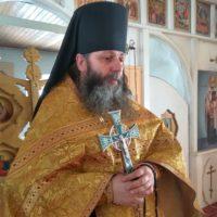 Прощенное воскресение в обители преподобного Александра.