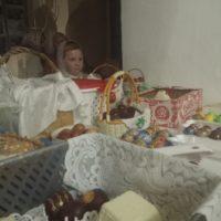 В пасхальную ночь в обители преподобного Александра Ошевенского были совершены праздничные богослужения.