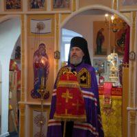 Торжества, посвященные 540-летию преставления преподобного Александра Ошевенского прошли в его обители.