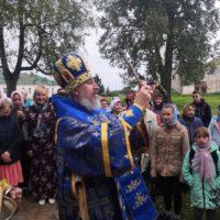 Престольный праздник в Свято-Успенском Александро-Ошевенском монастыре.