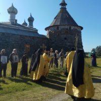 Паломническая служба Александро-Ошевенского монастыря организовала паломническую поездку на Соловки.