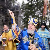 Престольный праздник в селе Казаково.