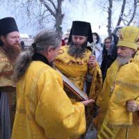 В день памяти святителя Николая в обители отметили престольный праздник.
