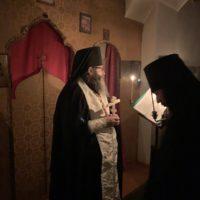 Монашеский постриг в Кожеезерской обители.