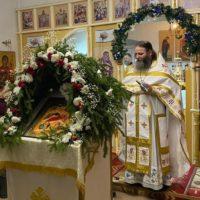 Праздник Рождества Христова светло встретили в обители преподобного Александра.