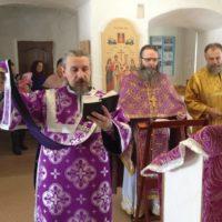 Богослужение в Неделю Торжества Православия.