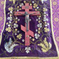 """""""Кресту Твоему покланяемся, Владыко, и Святой Воскресение Твое славим."""""""
