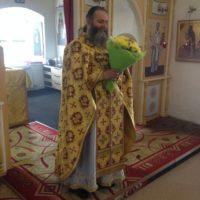 Пять лет назад игумен Феодосий был назначен наместником монастыря.