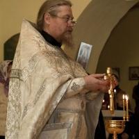 Праздник Богоявления в монастыре