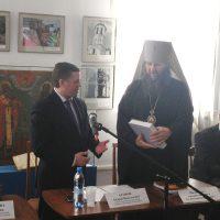 Посещение митрополитом Архангельским и Холмогорским Каргополья