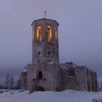 Сбор средств на восстановление купола колокольни Успенского храма
