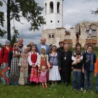 Православный детский лагерь в Ошевенске
